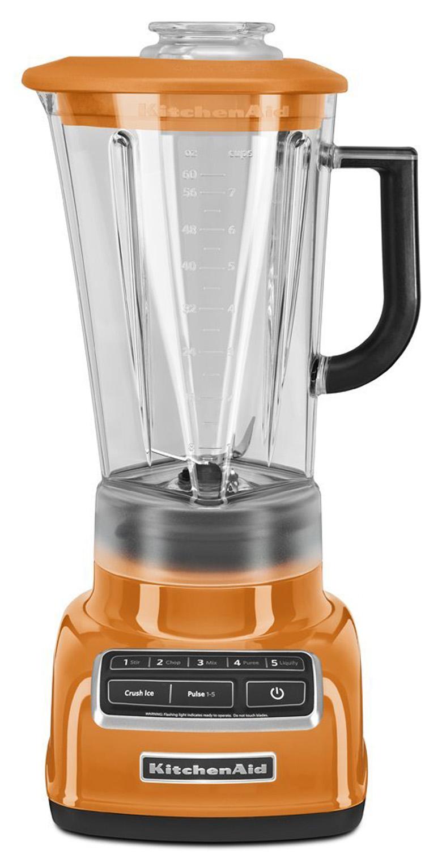 KitchenAid KSB1575ER 5-Speed Diamond Blender with 60-Ounce BPA-Free Pitcher, kitchenaid blender, kitchenaid, blender