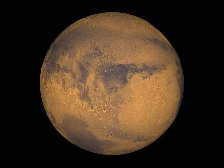 Mars flowing water, Mars salty water, #Mars