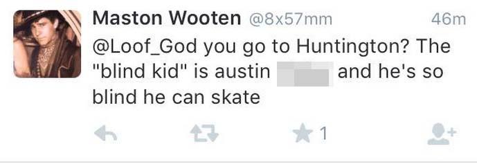 Austin Higley Twitter