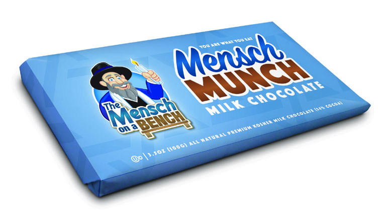 mensch on a bench, shark tank products