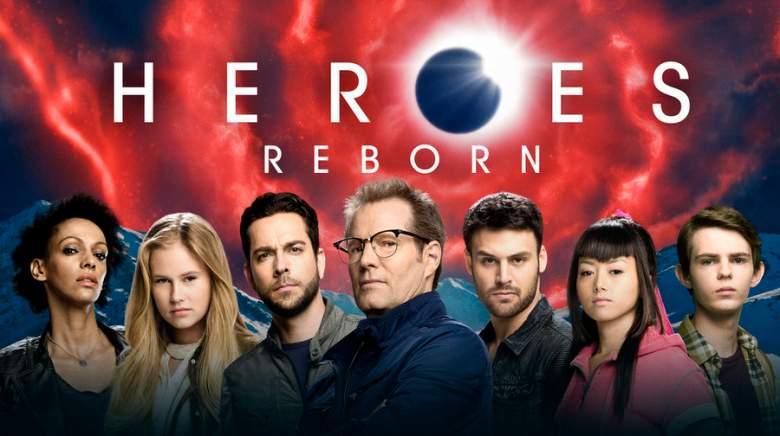 Heroes Reborn premiere
