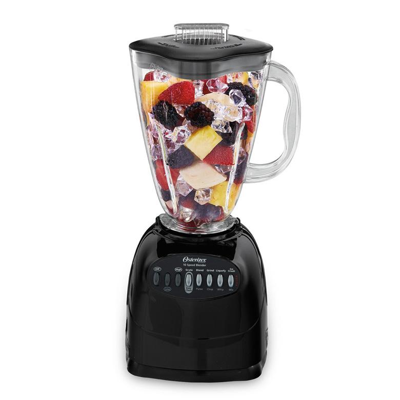 Oster 6706 6-Cup 450-Watt, 10-Speed Blender, oster blender, blender