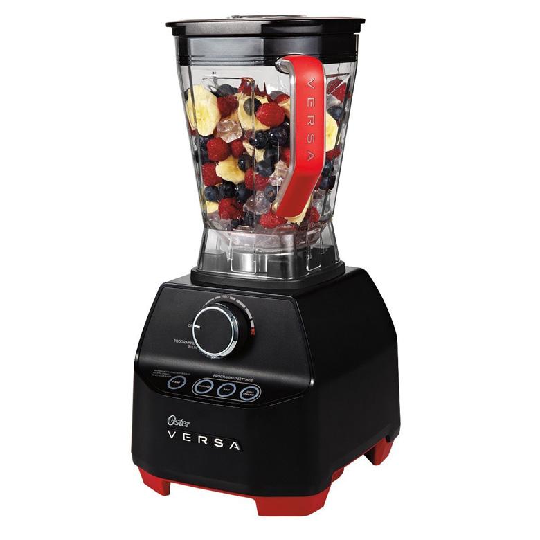 Oster VERSA 1400-watt Professional Performance Blender with Low Profile Jar + Bonus Cookbooks, BLSTVB-RV0-000, oster blender, blender