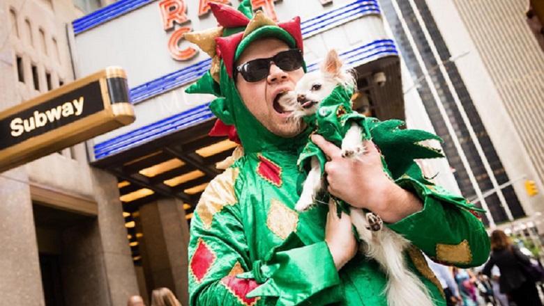 Piff The Magic Dragon, Mr. Piffles, Piff The Magic Dragon AGT, Piff The Magic Dragon America's Got Talent, AGT Season 10