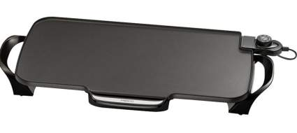 Presto 07061 22-inch Electric Griddle With Removable Handles, electric griddle