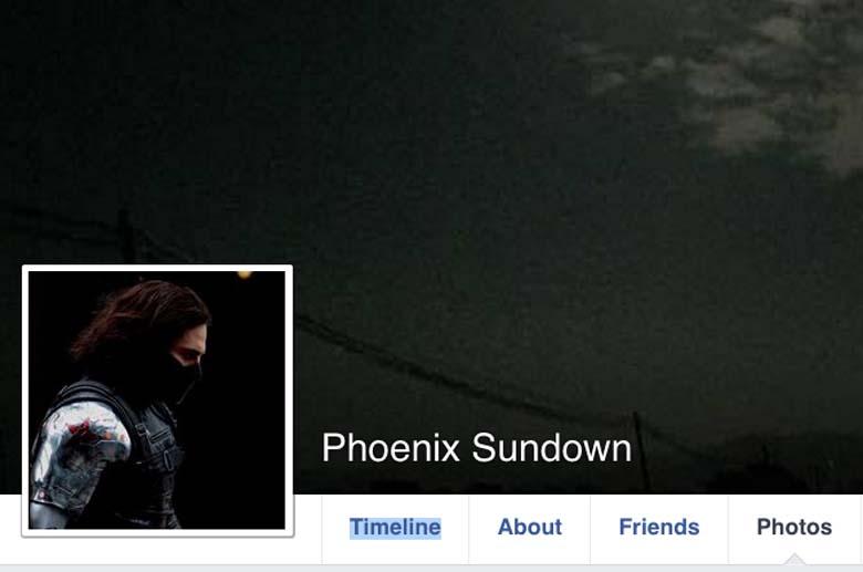 Phoenix Sundown Facebook page