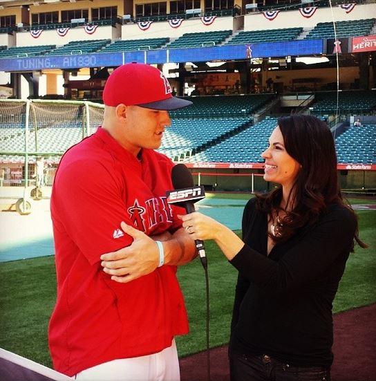 Jessica Mendoza, Sunday Night Baseball