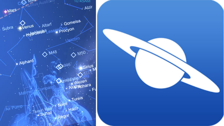 astronomy apps, sky apps, space apps, star apps