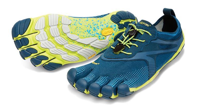 Vibram Men's Bikila EVO Road Running Shoe, vibram, vibram five fingers, barefoot running shoe, minimalist running shoe