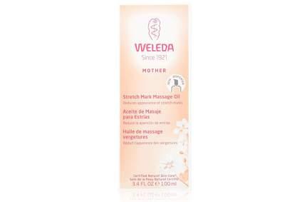 weleda mother pregnancy body oil