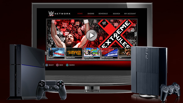 wwe stream, wwe fastlane ppv 2016, playstation wwe app