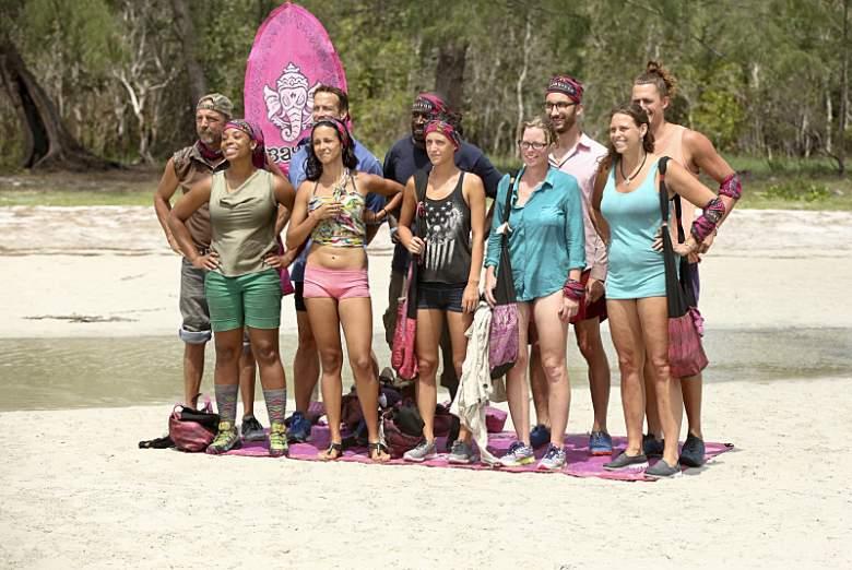 Survivor, Survivor Season 31, Survivor 31, Survivor Contestants 2015, Survivor Cast, Survivor Season 31 Cast, Who Got Eliminated On Survivor Tonight, Survivor Spoilers