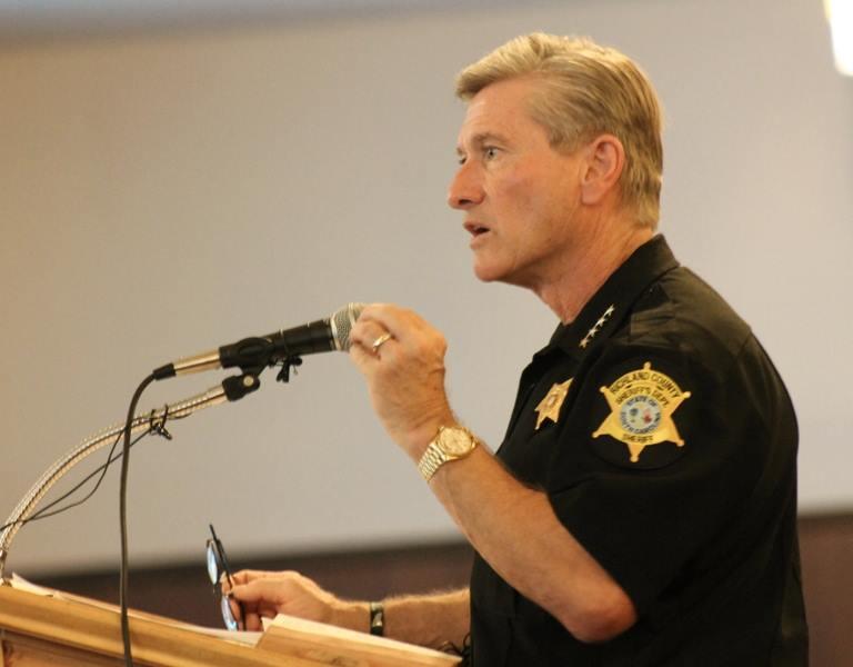 Sheriff Lott, sheriff leon lott
