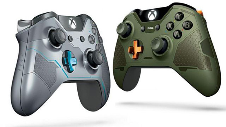 Halo 5 Controllers