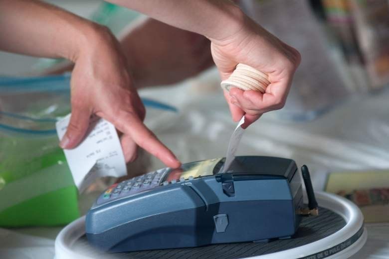 electronic card reader