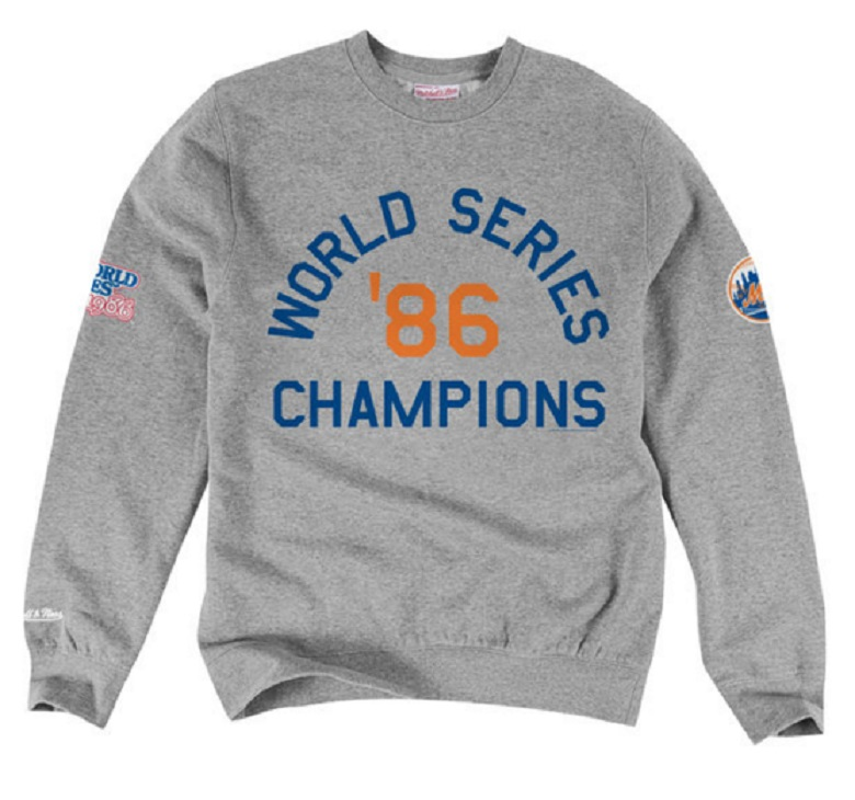 mets 1986 world series sweatshirt mets world series gear