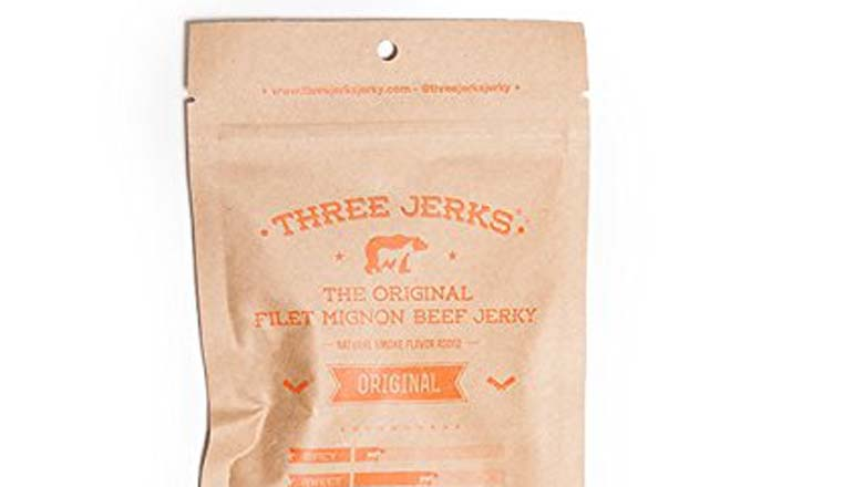 beef jerky, beef jerky shark tank, shark tank beef jerky, three jerks, three jerks beef jerky