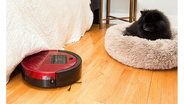 best robot vacuum for pet hair