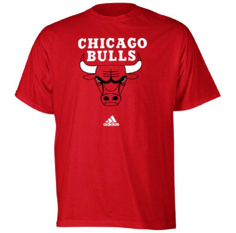 bulls men's t-shirt, chicago bulls gear