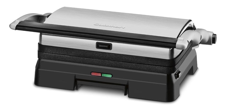 Cuisinart GR-11 Griddler 3-in-1 Grill and Panini Press, cuisinart, panini press, sandwich maker
