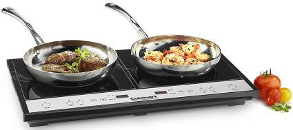 induction cooktop, double induction cooktop