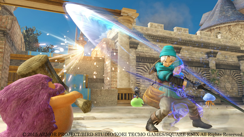 Dragon Quest Heroes