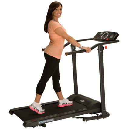 Exerpeutic TF1000 Walk to Fitness Electric Treadmill, treadmill