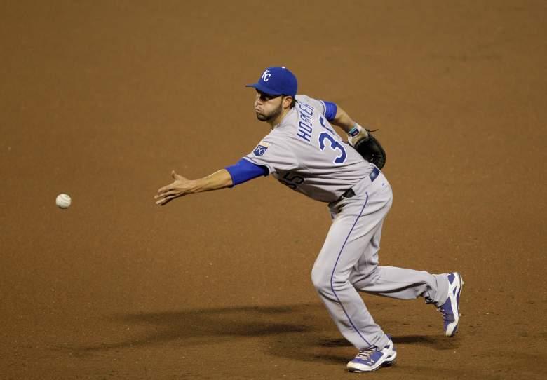 Eric Hosmer, Eric Hosmer stats, Kansas City Royals, MLB