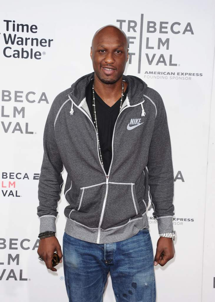 Lamar Odom medical update