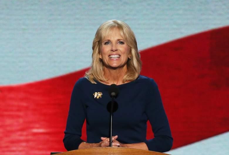 jill biden, joe biden, second lady, vice president