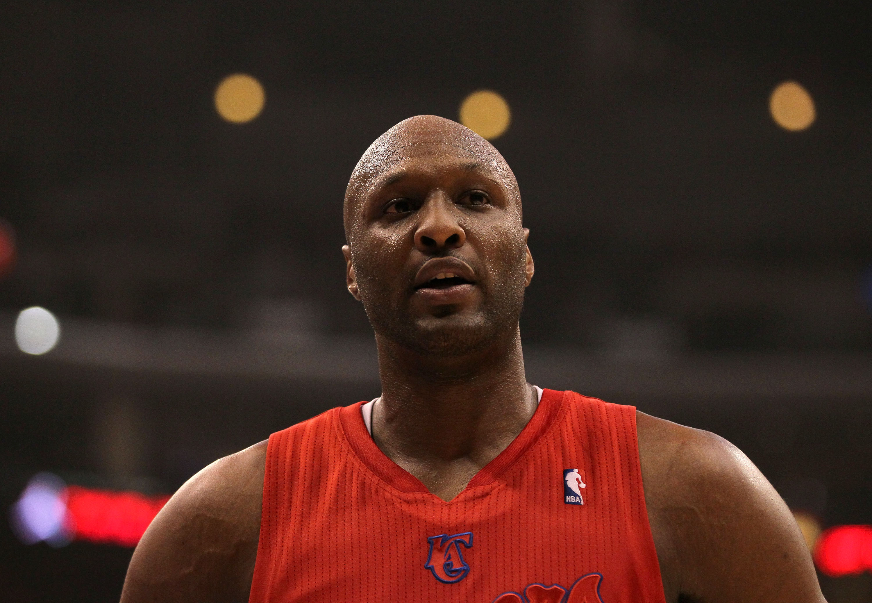 Lamar Odom's biggest payday came in Miami. (Getty)