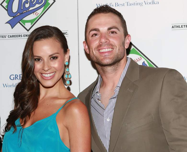 David Wright wife, Molly Beers, New York Mets, MLB