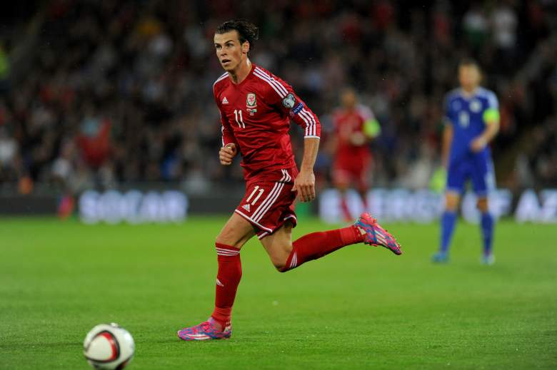 Gareth Bale has ignited a Welsh soccer revolution. Getty)