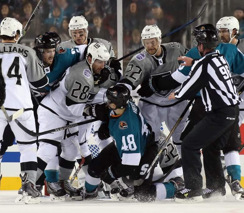 Los Angles Kings, San Jose Sharks, NHL