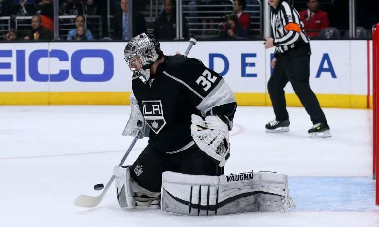 Jonathan Quick, Los Angeles Kings, NHL