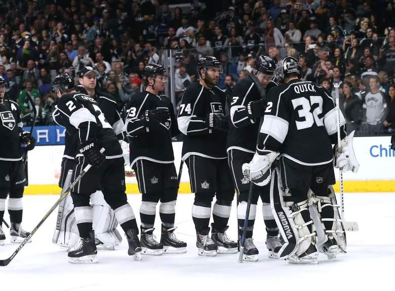 Los Angeles Kings, NHL