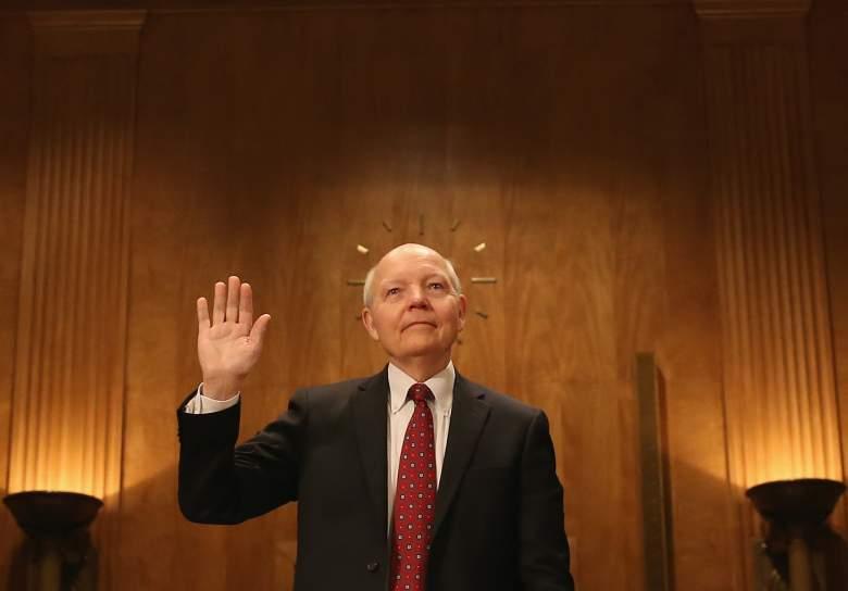 John Koskinen impeachment