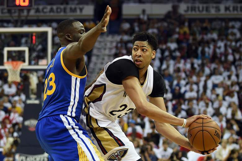 Anthony Davis, New Orleans Pelicans, NBA