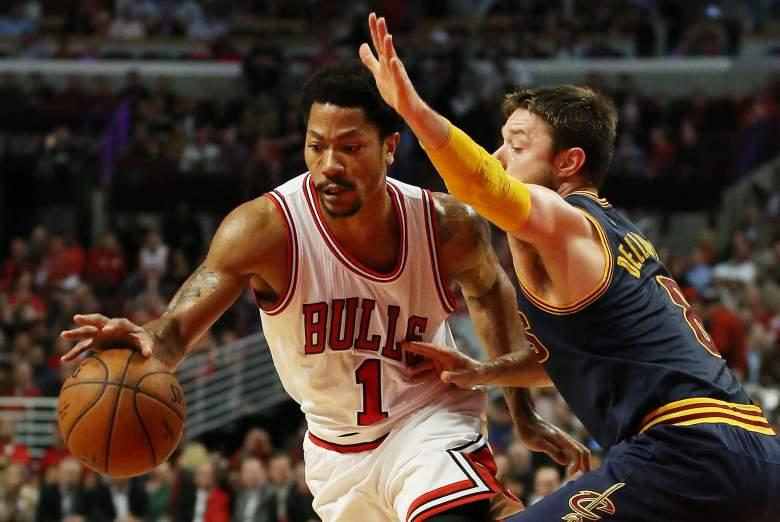 Derrick Rose injury, Derrick Rose eye, Chicago Bulls, NBA