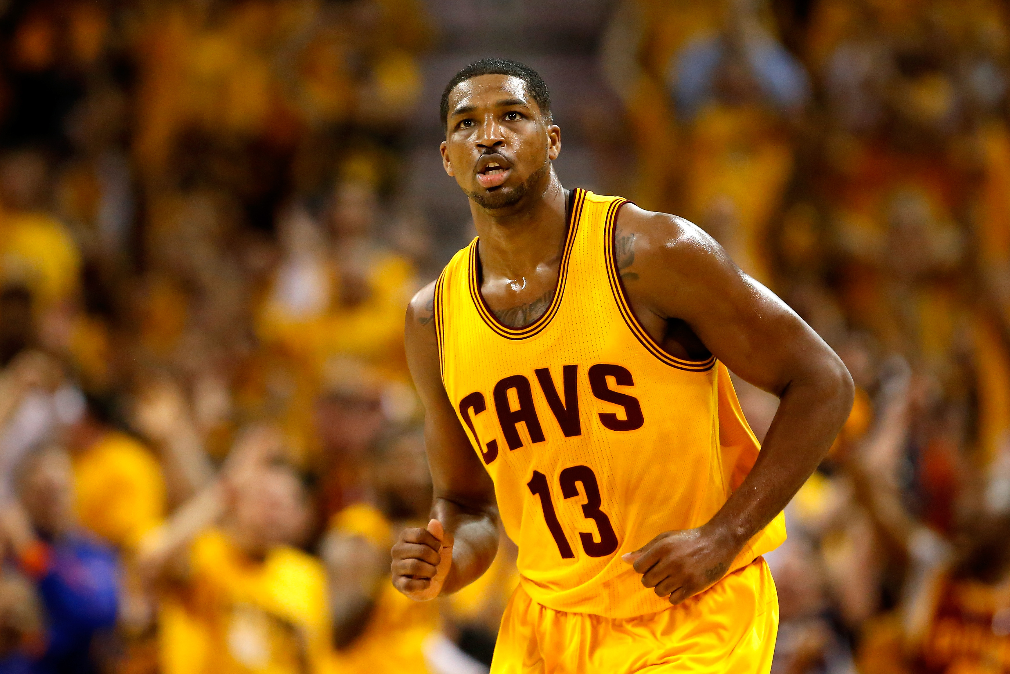 Tristan Thompson and the Cavaliers have finally agreed to a long-term deal