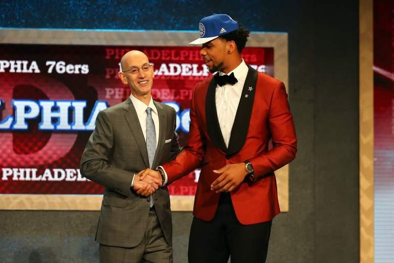 Jahlil Okafor, Philadelphia 76ers, NBA