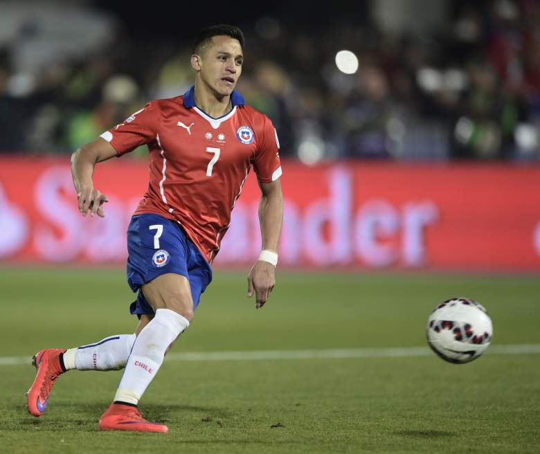 Led by Alexis Sanchez, Chile havent lost in eight matches. Their last lost came against Brazil in March. Getty)