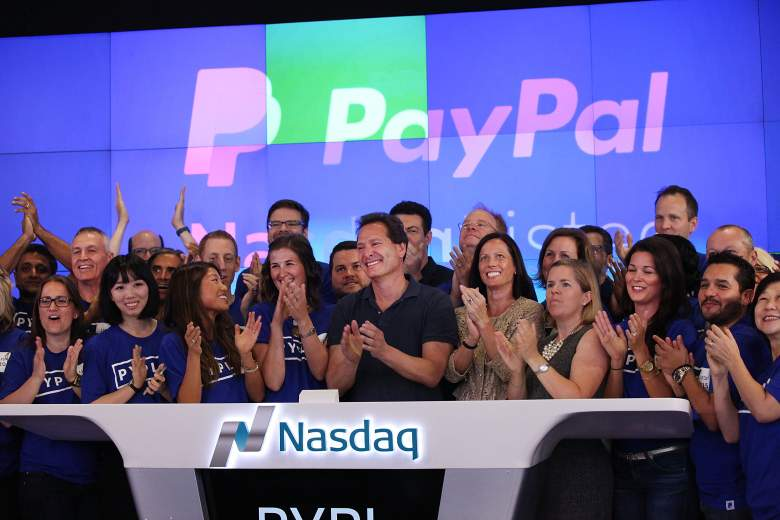 #paypaldown, paypal hacked, paypal back up