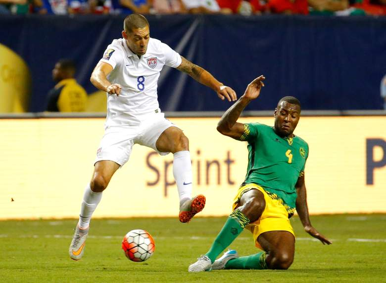 Clint Dempsey is key to a United States. (Getty)