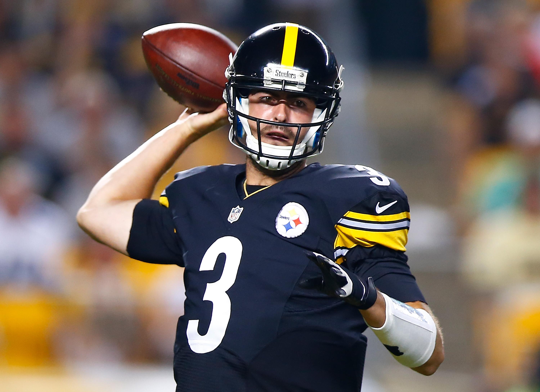 Landry Jones is the third Steelers QB to play this season. (Getty)