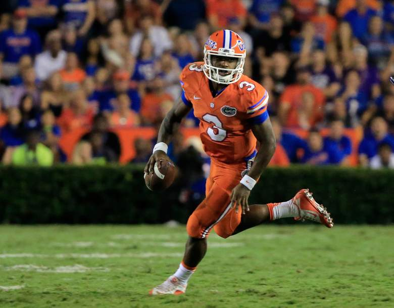 Treon Harris, Will Grier suspension, Florida