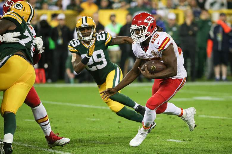 Jamaal Charles is one of the best backs in the league. (Getty)