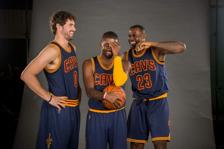 Cleveland Cavaliers, LeBron James, NBA