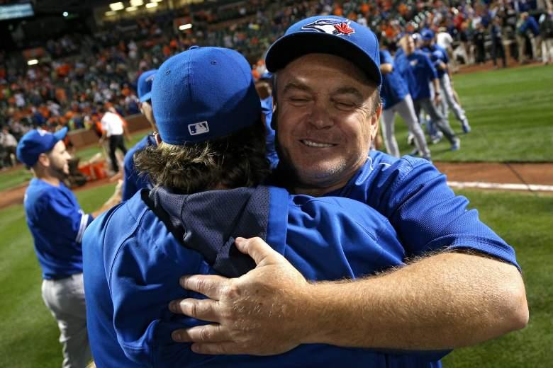 John Gibbons, Toronto Blue Jays, MLB