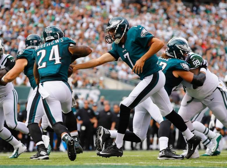 Ryan Mathews, Sam Bradford, Philadelphia Eagles, NFL